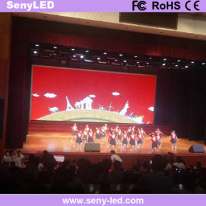 Slim SMD Full Color Rental LED Display for Video Stage pictures & photos