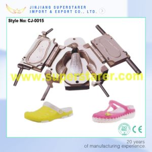 EVA Clogs Sandal Molds Girl Sandal Injection Moulds pictures & photos
