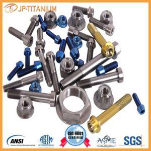 Hot Sale Industrial Titanium Screw, Titanium Nut in Stock pictures & photos