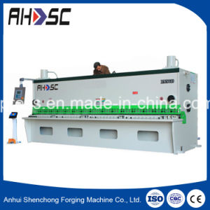 QC11y-6X3200 Hydraulic Shearing Machine