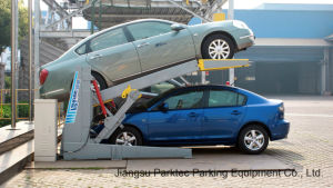 Hydraulic Parking Lift pictures & photos