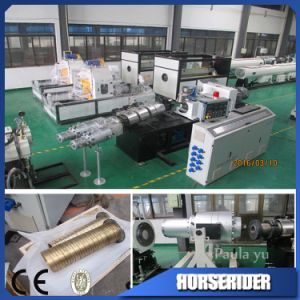 16-63mm PVC Pipe Extrusion Machine pictures & photos