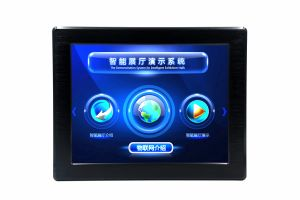 Ppc-Bt15A Flatscreen Industrial Panel PC Projected Capacitive Touchscreen All in One PC pictures & photos