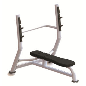 Popular Bodytone Gym Equipment Olympic Flat Bench (SC34) pictures & photos