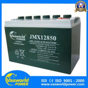 Solar Battery Deep Cycle Solar AGM Battery 12V 85ah pictures & photos
