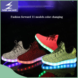 Hot Sell LED Sneakers Couple Light Shoes