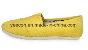 Women Shoes Canvas Shoes Casual Shoes Leisure Shoes pictures & photos