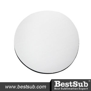 Bestsub 5mm Round Sublimation Personalized Mouse Pad (SB68-4) pictures & photos