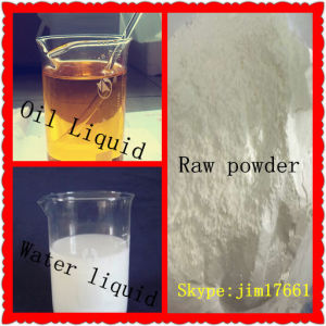 Winstrol Stanozolol Powder with Water and Oil Liquid 50 Mg/Ml pictures & photos