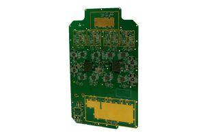 8 Layer Enig Printed Circuit Board of Prototype PCB Communication pictures & photos