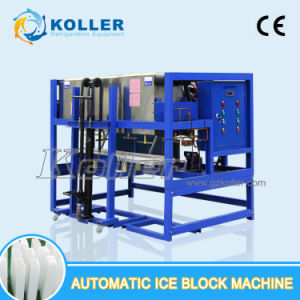 Newest Design Ice Block Machine by Direct Evaporation pictures & photos