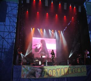 P5 P6.67 P8 P10 Outddor Rental Full Color LED Panel pictures & photos