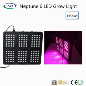 High Power 144*3W LED Grow Light (Neptune 6 series) pictures & photos