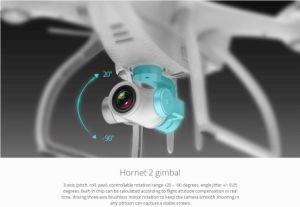 Follow Me Mode Jyu Hornet 2 Drone with 4k Camera Gimbal Wristwatch Control Optional pictures & photos