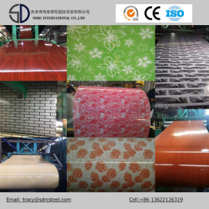 Furniture Using Pattern PPGI Steel Coil pictures & photos