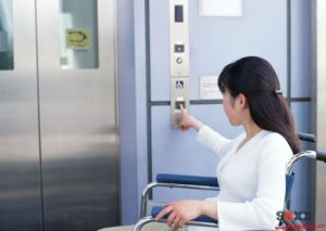 Fujizy Elevator of Control Panel for Hospital Elevator pictures & photos