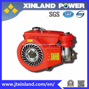 Horizontal Air Cooled 4-Stroke Diesel Engine 165fa with ISO9001/ISO14001 pictures & photos