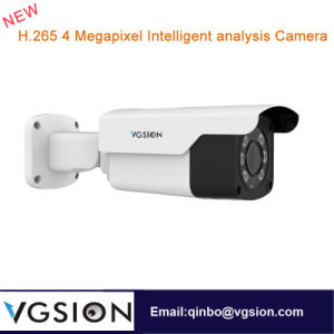 H. 265 4 Megapixel Intelligent Analysis Camera