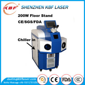 200W Water Cooling YAG Laser Welding Machine pictures & photos