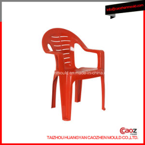 Plastic Injection Arm Chair Mold with Interchangable Back Insert pictures & photos