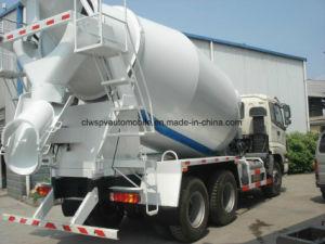 Foton 8m3 Concrete Mixer 8 Cbm Cement Truck pictures & photos