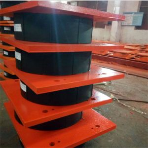 Bridge High Damping Rubber Bearing Sold to UAE with Lowest Price pictures & photos