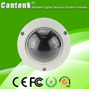 1MP/2MP/3MP/4MP H. 264 P2p Mini IP Network Surveillance Security Camera (TF20) pictures & photos