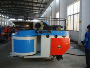 CNC Steel Pipe Rolling Bending Machine GM-Sb-114CNC-2A-1s pictures & photos