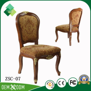 New Classical Style Birch Banquet Chair for Dining Room (ZSC-07) pictures & photos