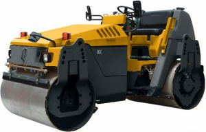 Hydraulic Pavement Vibratory Roller Machine pictures & photos