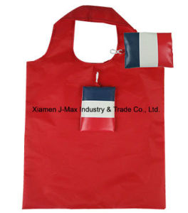 Foldable Flag Shopping Bag, Flag, Reusable, Promotion, Sports Events pictures & photos