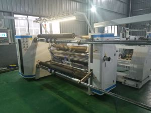 Stamping Foil Slitting Rewinding Machine pictures & photos