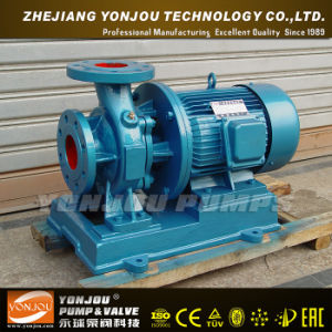 Yonjou Vertical Pipeline Centrifugal Pump pictures & photos