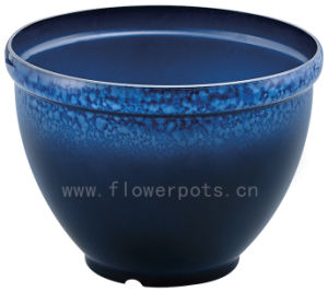 Baking Vonish Decoration Flower Pot (KD9432K-KD9433K) pictures & photos