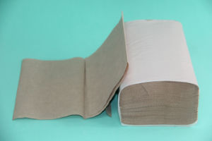 Standard V Fold Paper Towel to USA Market pictures & photos