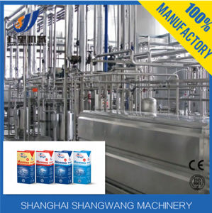 Long-Life Milk Production Line/Uht Milk Production Line/Uht Milk Processing Line pictures & photos