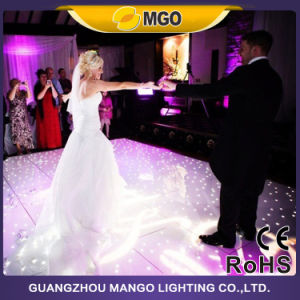 DJ Lighting Light up White Wedding Starlit LED Dance Floor Light