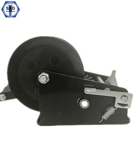 Hand Winch 1000kgs Powder Coating Carbon Steel pictures & photos