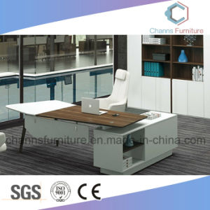 Modern Furniture Wooden Workstation Office Table pictures & photos