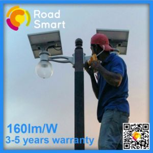 New Outdoor Solar LED Garden Street Lighting with Adjustable Panel pictures & photos