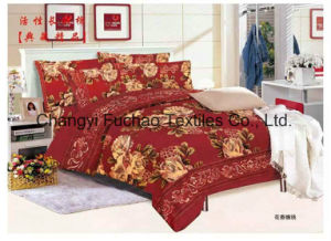 Microfiber Bedding Set Used for Home or Hotel All Size pictures & photos
