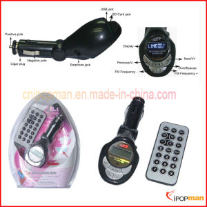 Bluetooth Car Handsfree Kit Can Attach Into Sun-Visor Bluetooth FM Transmitter for Galaxy pictures & photos