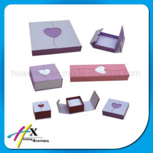 New Design Custom Gift Paper Jewelry Packaging Box pictures & photos
