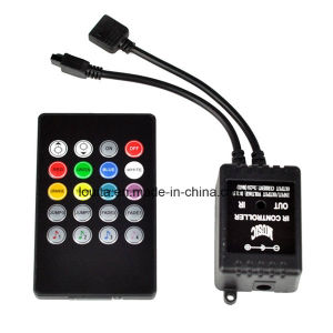 Hot Sell IR 20 Keys LED Music Controller pictures & photos