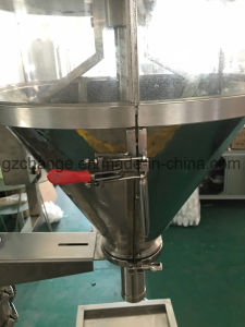 200-4000g Powder Filling Machine with Scale. pictures & photos