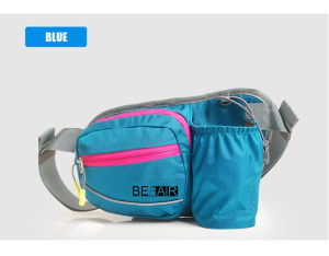 Sport Running and Jogging Waist Water Bottle Holder Fitness Fanny Pack (BF1610023) pictures & photos