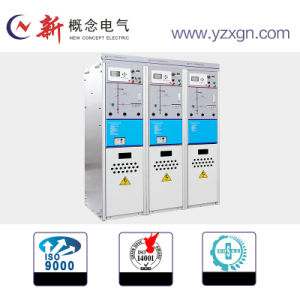 12kv Intelligent Compact Solid Insulated Electrical Vacuum Switchgear AVR-12 pictures & photos