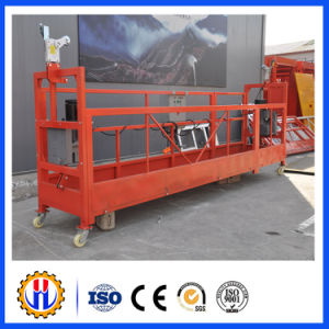 Zlp Electric Construction/ Building/ External Wall Suspended Platform