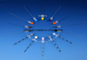 Epidural Needle Touhy Needle pictures & photos