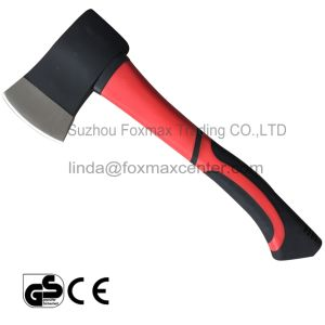 Hatchet with Fiberglass Handle Axe Hax-001 pictures & photos
